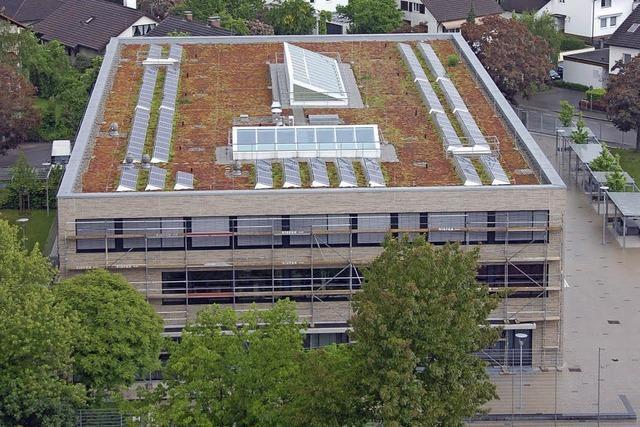Oberrhein-Gymnasium: Fenster repariert, Schule wieder sicher