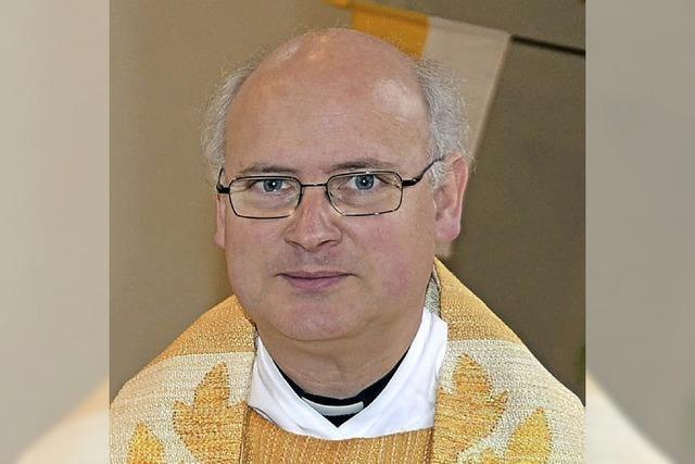 Seit 20 Jahren Priester