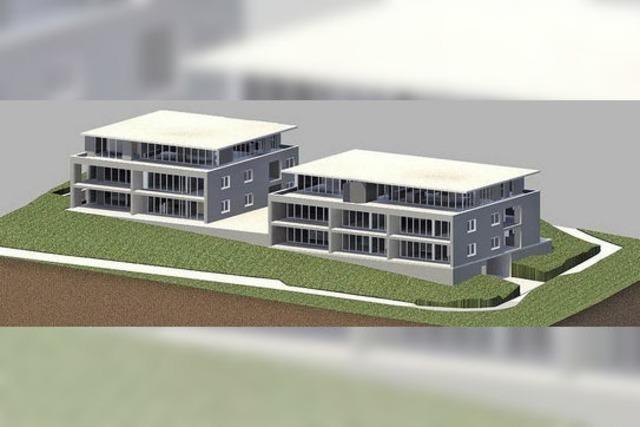 Ein Millionenprojekt im Bad Säckinger Kurgebiet