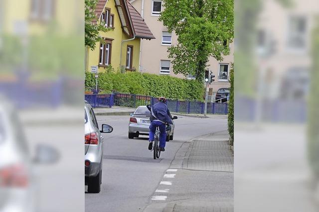 In Au soll Lücke im Radwegenetz beseitigt werden