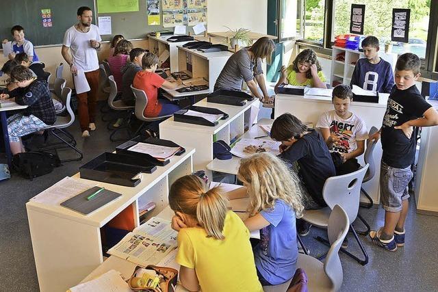 Jengerschule will Gemeinschaftsschule werden