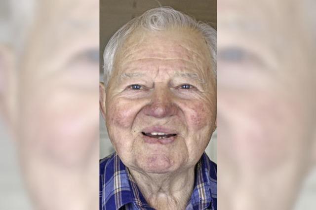 Walter Matt wird 85: Landwirt bis heute