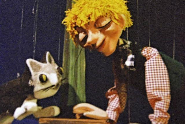 Die Puppenspieler von Lörrach