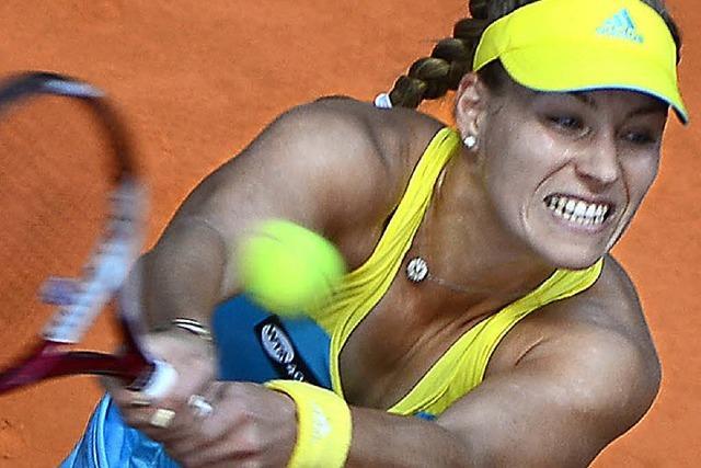 Deutsche Spieler angeschlagen im Pariser Grand-Slam-Turnier