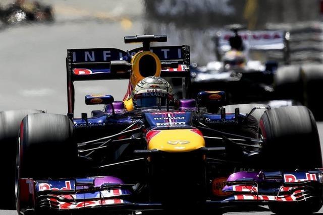 Formel 1: Vettel in Monaco unter Zugzwang