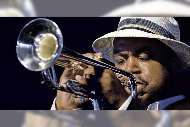 Afroamerikanischer Komponisten im Stadtcasino Basel