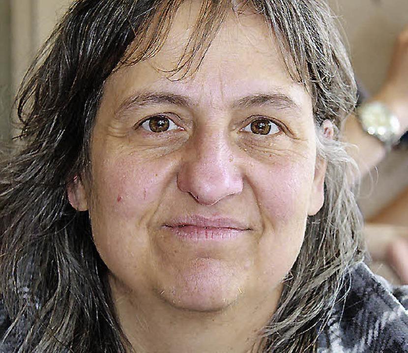 Ursula Zunftmeister  | Foto: Martha Weishaar
