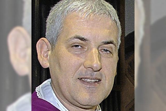 Pfarrer Stephan Sailer geht als Klinikseelsorger nach Mannheim