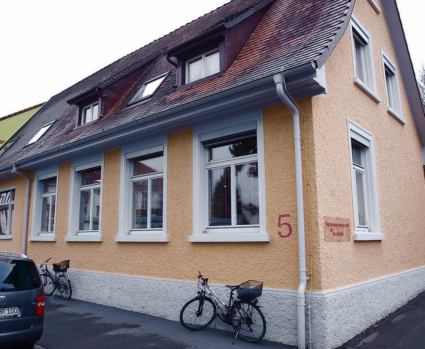 Gemeindekindergarten Brombach     Foto: Paul Schleer