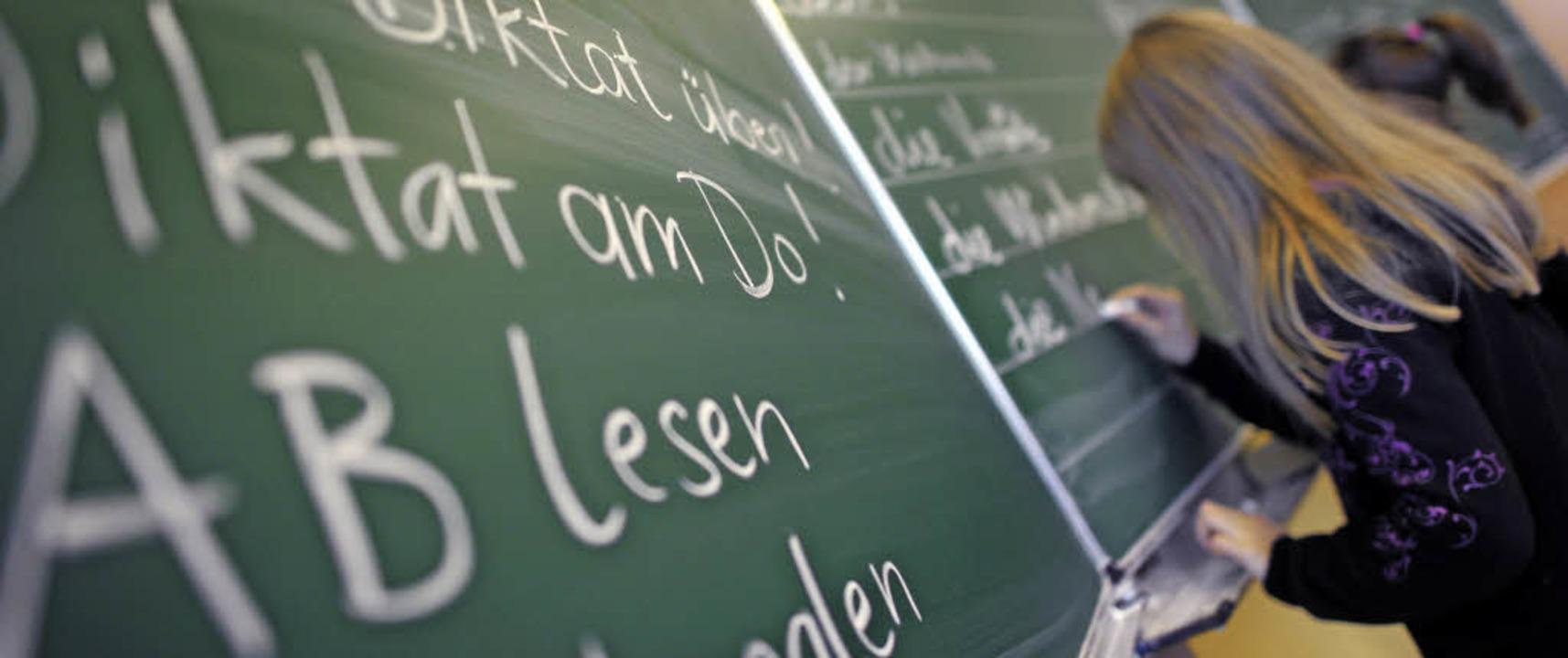 Kinder sollen gute Bildungschancen hab...ran arbeitet die Gemeinde Gottenheim.   | Foto: dapd