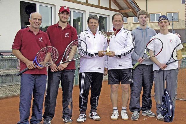 Pokal geht nach Burkheim