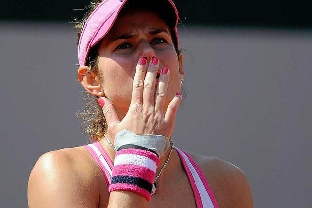 French Open: Aus für Görges, Barthel und vier Männer