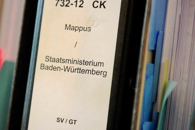 Mappus-Mails vor Gericht