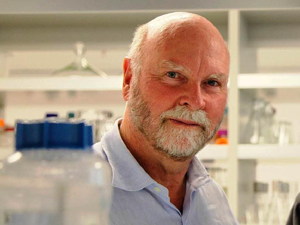 Craig Venter: internationale Hassfigur der Wissenschaft.  | Foto: dpa