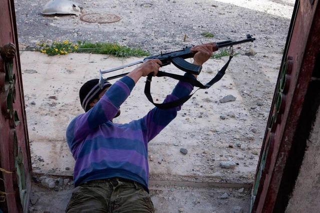 EU-Staaten können Syriens Rebellen Waffen liefern