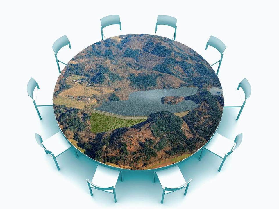 Immer wieder setzen sich Befürworter u...nd diskutieren über das Für und Wider.  | Foto: fotolia.com/Pixel