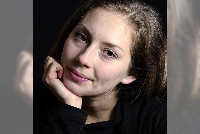 Die Pianistin Maria Lelchuk spielt in Staufen