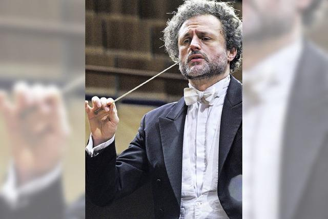Bollon und die Basel Sinfonietta