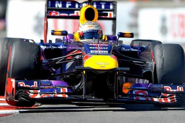 Wird Vettel wieder Weltmeister?