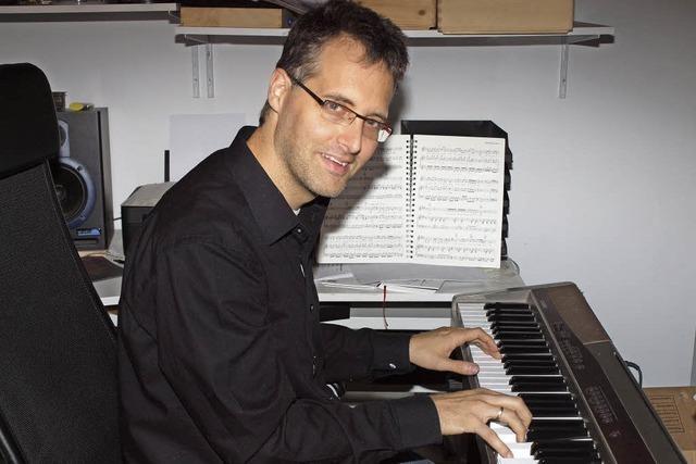 Martin Glönkler spielt Lieder von Udo Jürgens