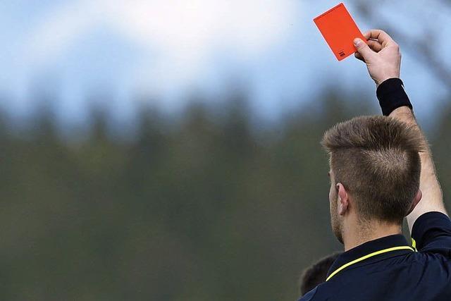 Zivilcourage auf Ballhöhe: Schiedsrichterobmann wirbt um Nachwuchs
