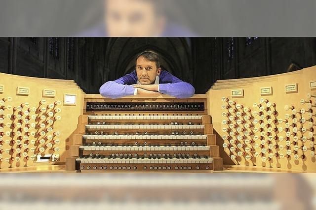 Große Künstler zur Feier des 100. Orgel-Geburtstags