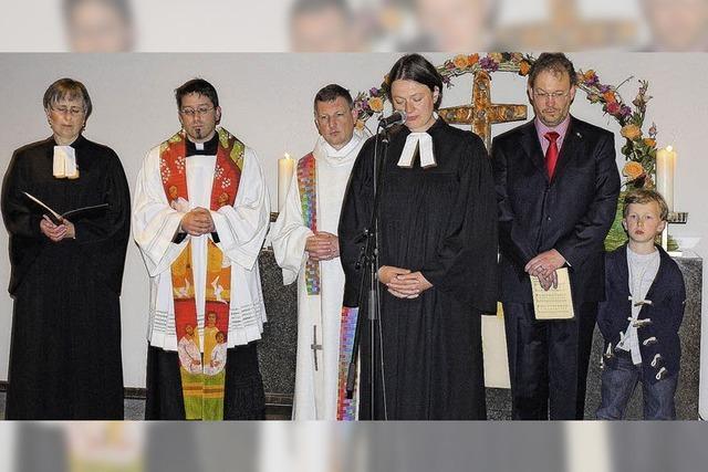 Pfarrerin Wibke Klomp feierlich verabschiedet