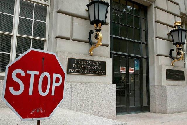 Sparprogramm: Vier US-Behörden schließen