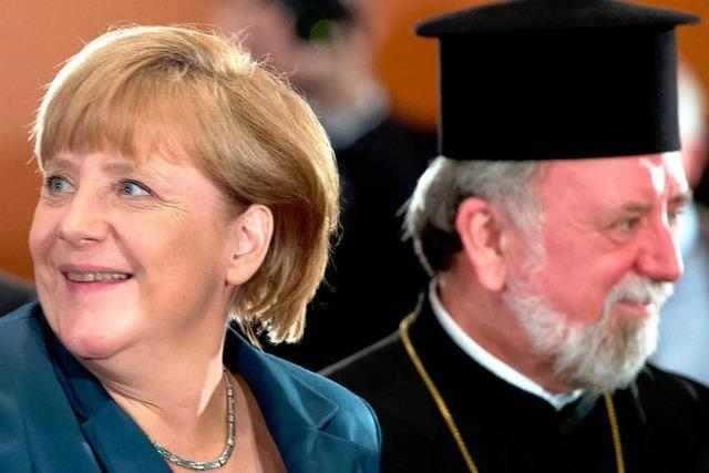 Merkel sagt