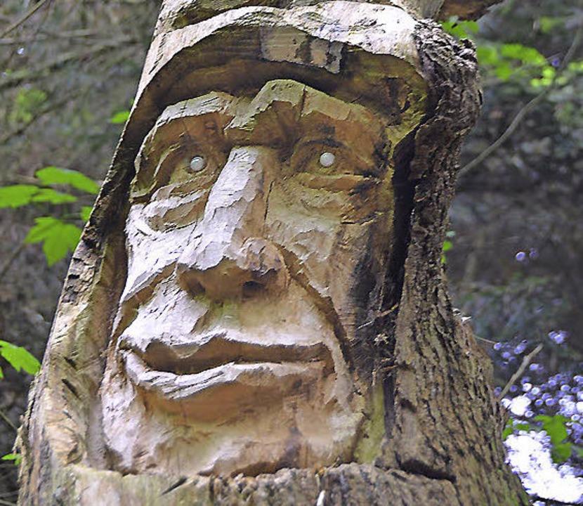 Ein Männlein steht im Walde<ppp></ppp>  | Foto: Fertl Anita
