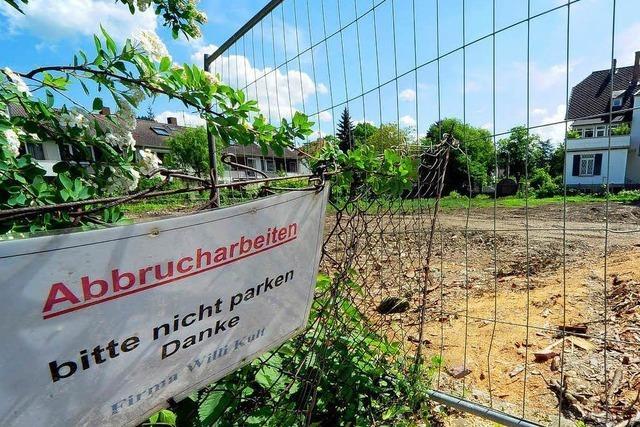 Anwohner findet vermissten Bebauungsplan – Baustopp im Stadtteil Waldsee?