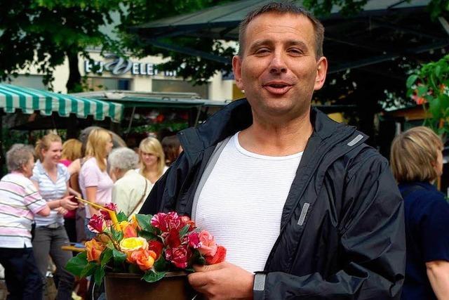 Offenburger Marktmeister ist tot – Uli Lauer im Alter von 48 Jahren gestorben