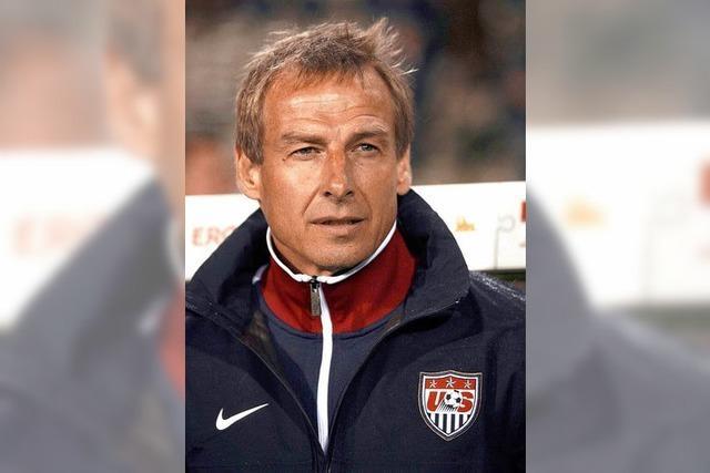 Jürgen Klinsmann freut sich auf Kaffee mit Jogi Löw