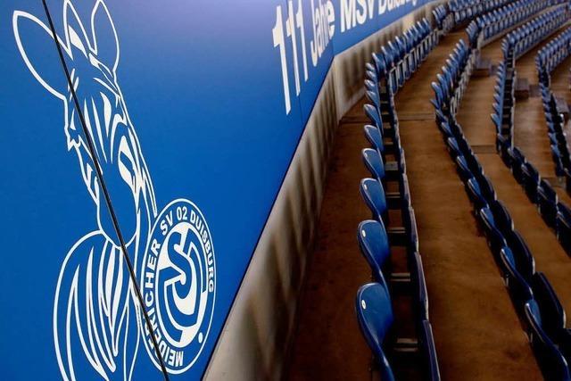 MSV Duisburg bekommt keine Lizenz für 2013/14