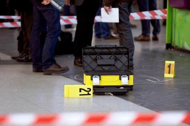 Messerangriff auf Soldaten in Paris: Täter gefasst