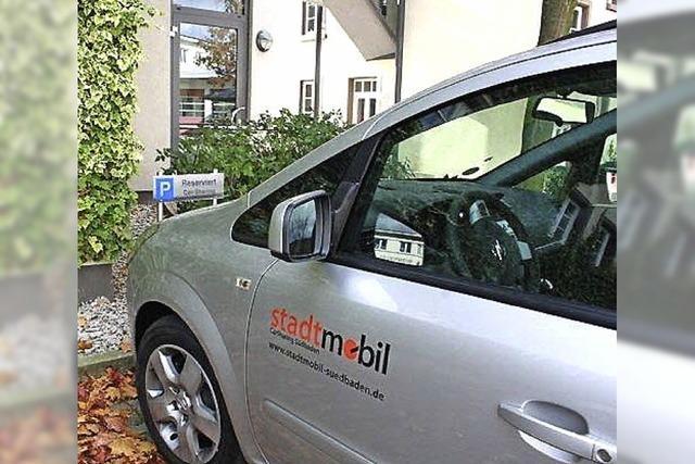 Car-Sharing: Attraktiv für Wenigfahrer