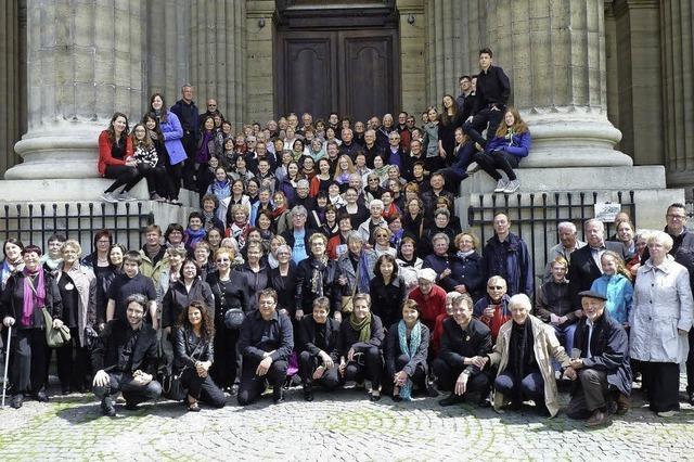 Parisfahrt als krönender Abschluss