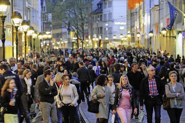 Zensus lässt Freiburg schrumpfen