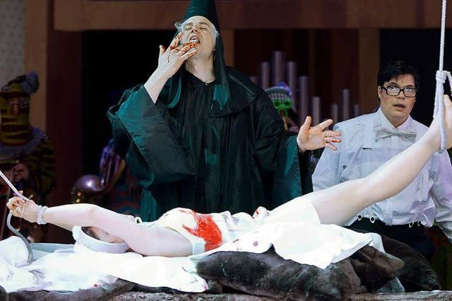 Don Giovanni brennt ab