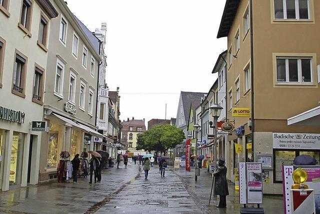 Offenburg verliert 2000 Einwohner