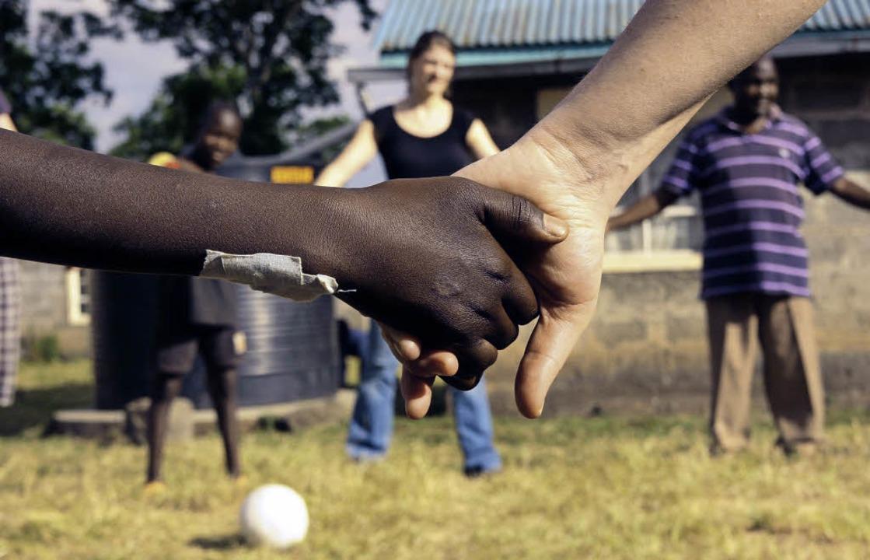 Kenia, deutsche junge Menschen beim freiwilligen Dienst in der Dritten Welt  | Foto: Projects Abroad