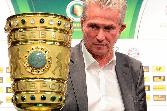DFB-Pokal: Schreibt der FC Bayern Geschichte?