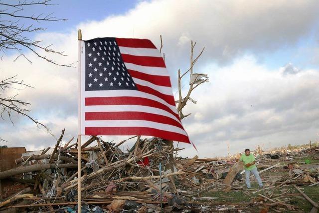 Mindestens fünf Tote bei Tornados im US-Bundesstaat Oklahoma