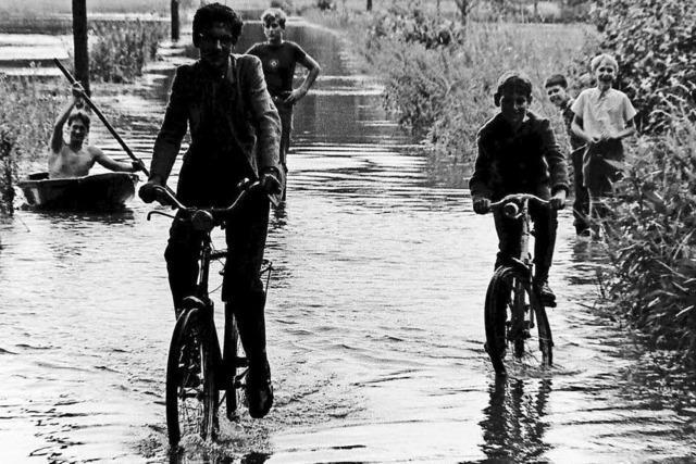 Land unter im Juli 1965