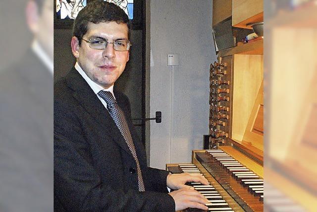 Raccuglias erstes Heimspiel an der Kubak-Orgel