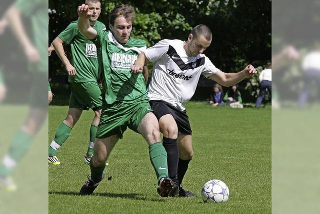 FC Wehr gibt sich gegen den FC Hausen keine Blöße