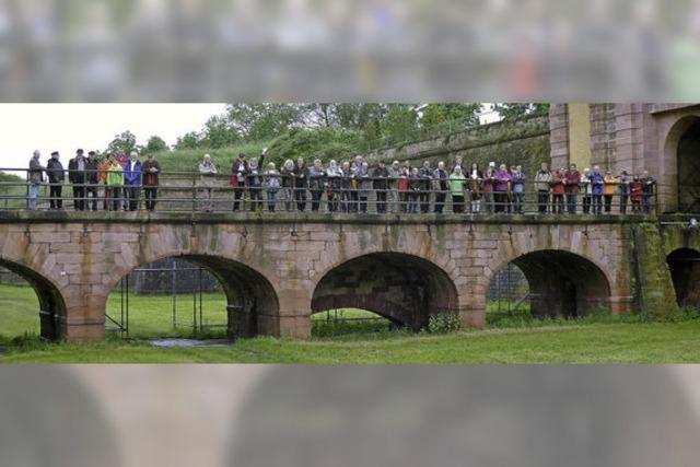 Brückenschlag in die Geschichte