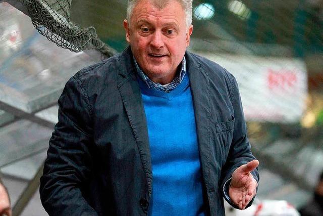 Leos Sulak wird Trainer und Manager beim EHC Freiburg