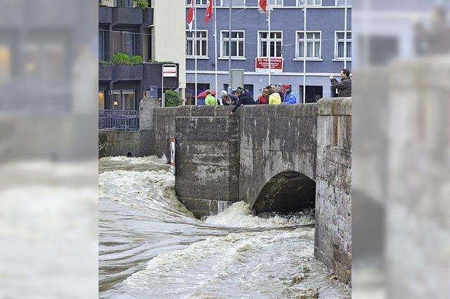 BLICK INS LAND: Flutopfer tot geborgen