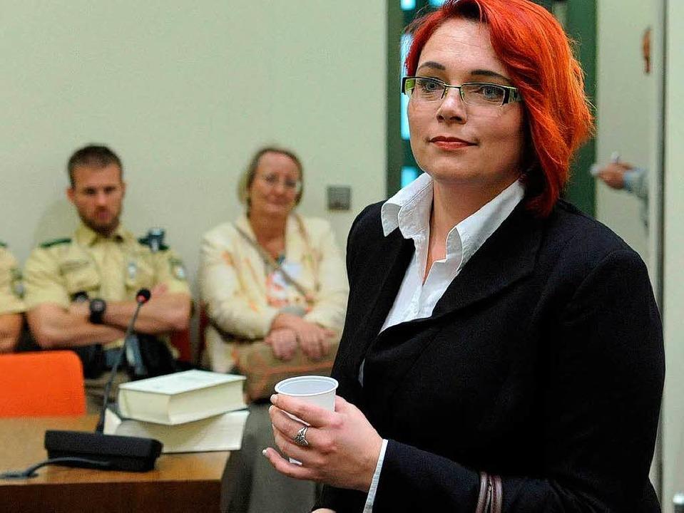 Nicht nur Rechtsvertreterin: Nicole Schneiders  | Foto: DPA